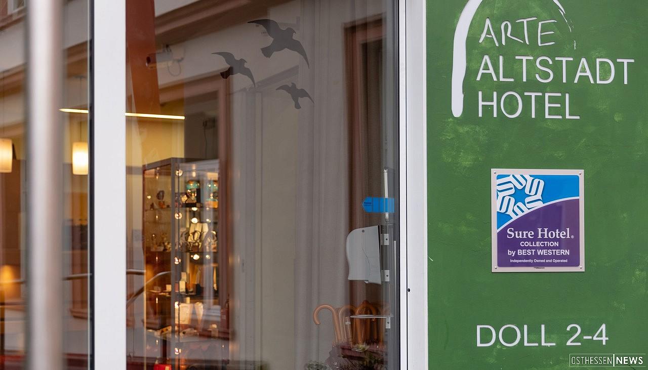 Altstadthotel Arte Kommt Zu Best Western Profitieren Von