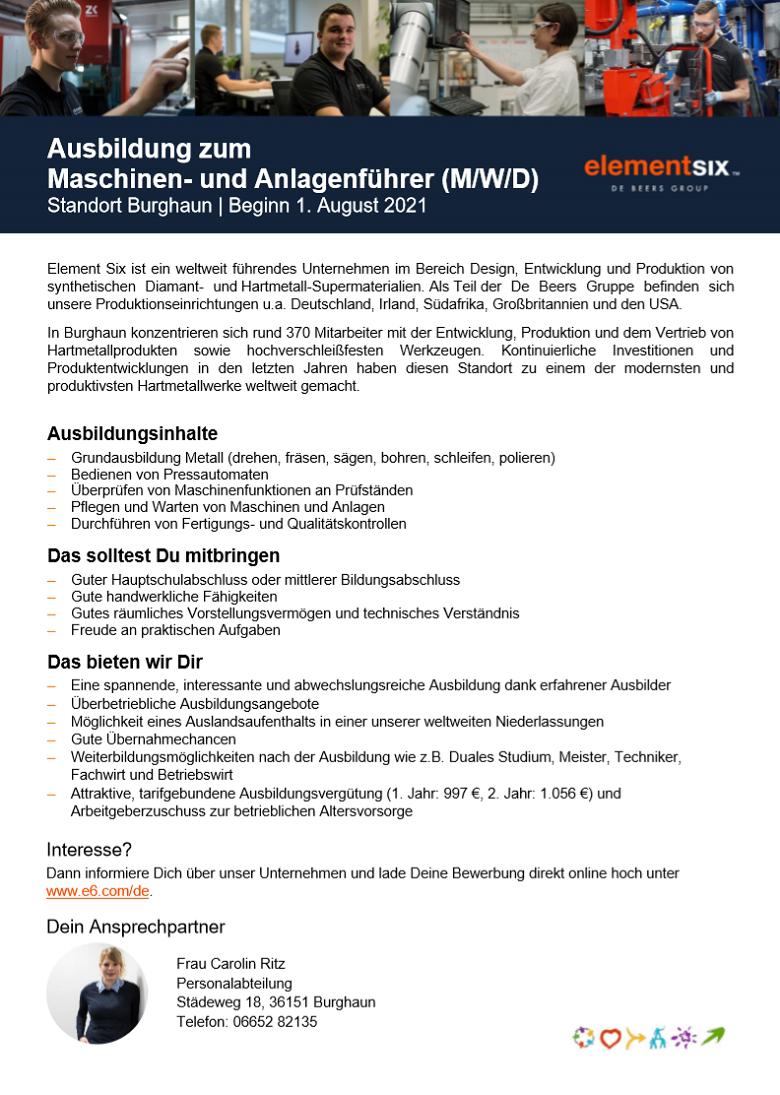 Ausbildung_Maschinen_Anlagen