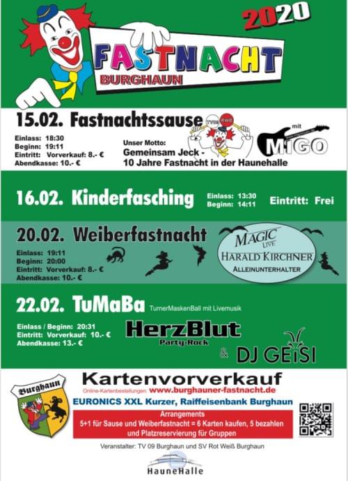 Osthessen Veranstaltungen