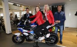 Motorradsaison bei Krah und Enders eröffnet- neuen BMW X 2 vorgestellt