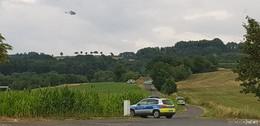 Ladendieb weiterhin flüchtig - Suche mit Hubschrauber abgebrochen