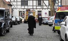 Brand in Benediktinerinnenabtei: Nonnen können Feuer selbst löschen