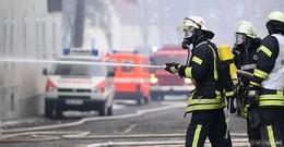 Leitstelle meldet Brand in Hotel Am Klausturm