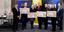 80. 000 Euro Sach- und Finanzspenden durch Activities des Lions Club Fulda