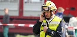 Prüfung erfolgreich: Feuerwehr-Chef Thomas Helmer steigt zum Brandrat auf