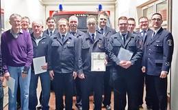 Feuerwehr Fulda-Oberrode 2018 mit hohen Einsatzzahlen