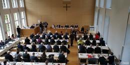 Zwei Frauen wollen Bischöfin werden: Dr. Beate Hofmann im zweiten Wahlgang