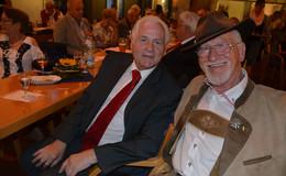 Gelungener Festkommers mit bester Unterhaltung beim Rhönklub Zweigverein