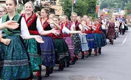 Unterschätzt und geliebt: Das Schlitzerländer Heimat- und Trachtenfest