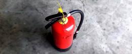 Missbrauch von Nothilfemitteln: Mehrere Feuerlöscher in Eichenzell versprüht