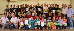 Herausragende Leistungen von 126 Sportlerinnen und Sportler gewürdigt