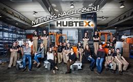 Mit uns nach oben - Deine Ausbildung bei HUBTEX
