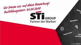 Hast du Lust, Teil der STI Group zu werden?
