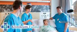 Lernen Sie das Klinikum FD an Stand 60 kennen