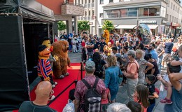 """Tolle Stimmung am Aktionstag """"Family Day"""""""