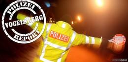Rollerfahrer von Polizei gestoppt - Zeugenaufruf - Fahrradreifen entwendet
