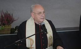Kolpingpräses, Jugend- und Polizeiseelsorger - Prälat Roland Knott 90 Jahre
