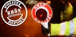 Fahren unter Alkohol - Reifen zerstochen - Eigentümer gesucht - Unfallflucht