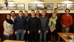 Lukas Adomeit (21) bleibt JU-Vorsitzender - Landestag 2019 in Hünfeld