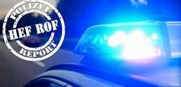 LKW-Spiegel angefahren - Parkendes Auto beschädigt