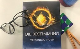 """Lesenswert: """"Die Bestimmung"""" von Veronika Roth"""