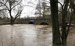 Wegen Hochwasser: Sprintrennen ans Bootshaus verlegt