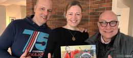 Nadine Schäfer gewinnt Rock-Kreuzfahrt durchs Mittelmeer mit Jon Bon Jovi