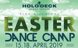 Easter Dance Camp im Holodeck Dance Center + VERLOSUNG