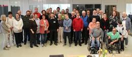 Angehörigenbeirat der Caritas-Werkstätten besteht seit 50 Jahren