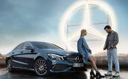 Großer Mercedes-Benz-Jahreswagentag beim Autohaus Kunzmann am 4. Mai