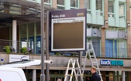 25 weitere Bushaltestellen werden mit elektronischen Anzeigen ausgestattet