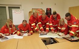 Hilfsorganisationen bereiten sich auf Hessentag vor: umfangreiche Planungen