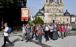 Fußwallfahrt zum Heiligen Blut nach Walldürn hat begonnen