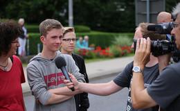 Hessentags-Festumzug: Buntes Treiben auf den Straßen – Bilderserie (9)