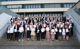 92 Abiturientinnen und Abiturienten bestanden an der Wigbertschule ihr Abitur