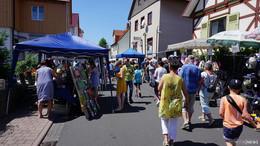 Hettenhausener Johannismarkt feiert Jubiläum
