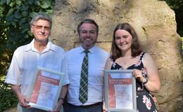 Erstmalige Verleihung des Bürgerpreises CIVICUM für ehrenamtliches Engagement