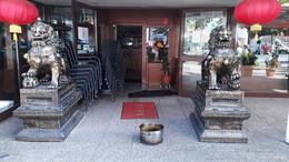 Starker Rauch: Feuerwehreinsatz im Chinarestaurant Lotus Blume in der Hainstraße