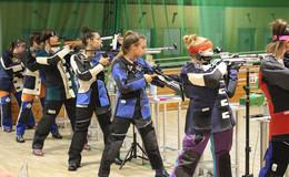 Nachwuchs des SV Ober Breidenbach schießt sich auf das Podium