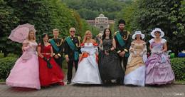 Stimmungsvolles 23. Schlossparkfest in historischem Ambiente