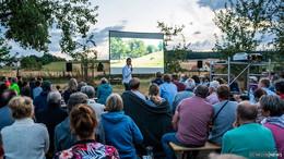 Das Open Air Filmfestival Wiesenflimmern geht in die zweite Runde