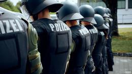 Einsatzbereit: Für einen Tag Bundespolizist sein