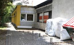 Kindergarten wird nach Brandstiftung wieder eröffnet - Erschüttert über die Tat