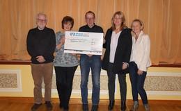 Theater für einen guten Zweck: 2.200 Euro für Kinderherzen heilen
