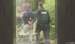 SEK-Einsatz am Waldschlößchen: Nachbar zu Boden gestreckt und festgenommen