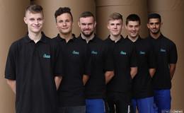 Die Jass-Familie begrüßt sechs neue Teammitglieder