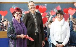 Nach 19 Jahren: Schulleiterin der Grundschule Gisela Juch verabschiedet