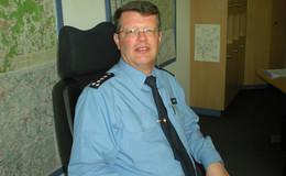 Polizeipräsident der Nacht Bernd Kappius geht in Ruhestand