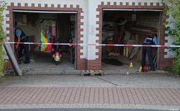 Polizeieinsatz nach Familienstreit mit Messer in Rückers - Haftbefehl abgelehnt