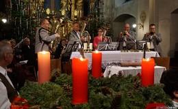 Weihnachten in der Rhön - Konzerthöhepunkt auf dem Kreuzberg